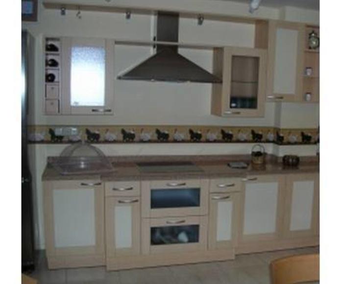 Comodidad: Productos y Servicios de Diseño Cocinas