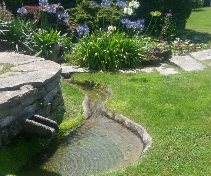 Instalaciones: Servicios de Jardinería IGLE-MAN