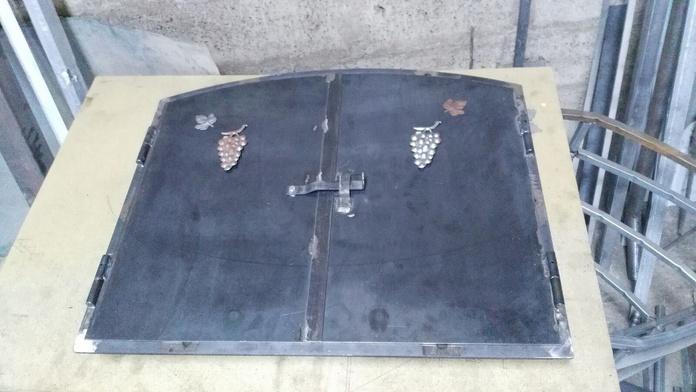 Cerrajería de hierro: Productos de Carpintería Roberto Tavío