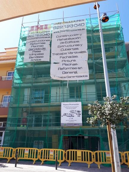 Nueva Promoción Puerto Santiago, 10 Apartamentos