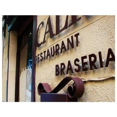 Los vinos: Restaurant Brasería El Caliu