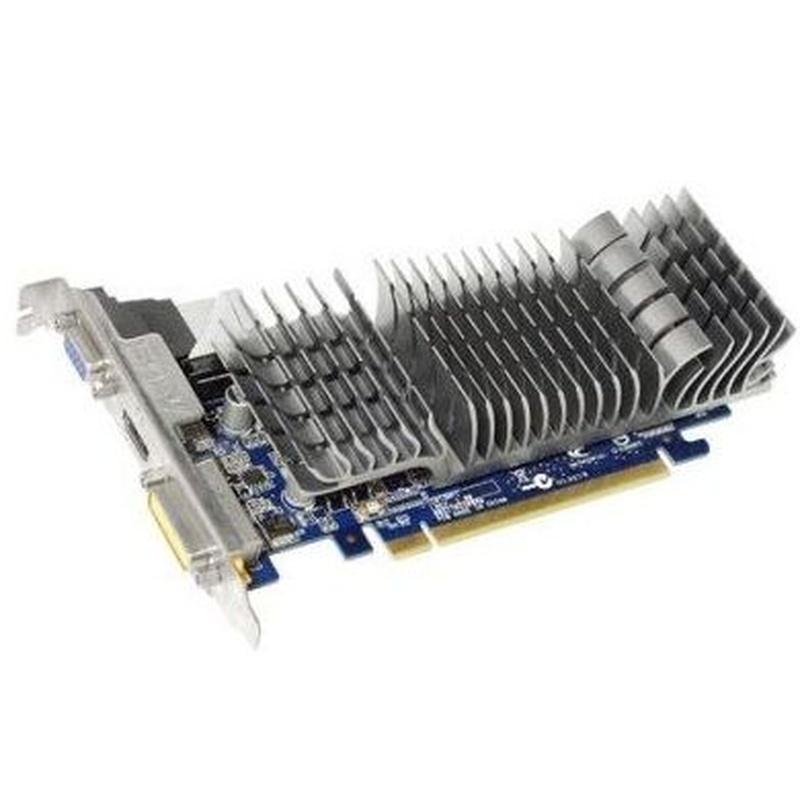 Asus VGA NVIDIA Geforce EN210 SILENT 1GB DDR3 : Productos y Servicios de Stylepc