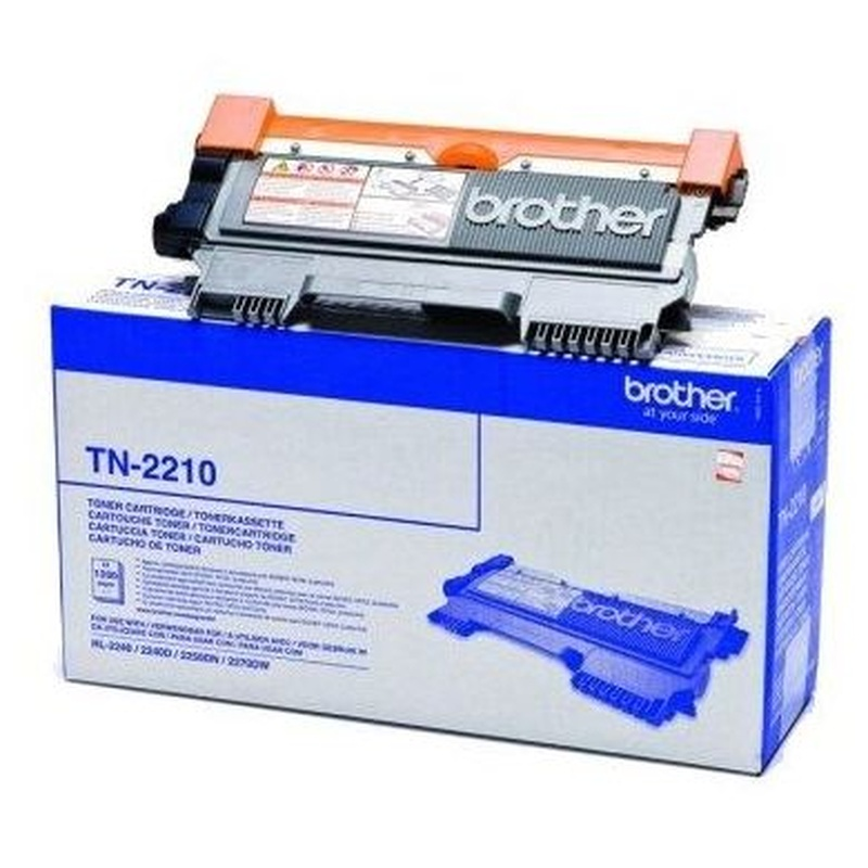 BROTHER TN2210 Tóner Negro HL-2240/50D/70DW: Productos y Servicios de Stylepc