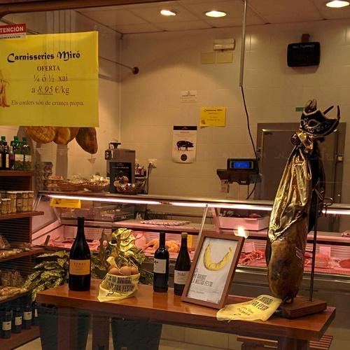 Carnisseries Miró, S.L en Falset