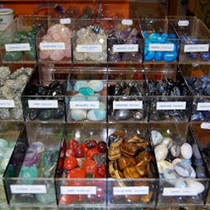 Cursos de cristaloterapia: Cursos y productos de Racó Esoteric Font de mi Salut