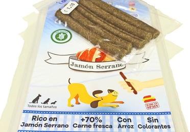Ibéricas Sticks Jamón Serrano (Mediterranean Natural)