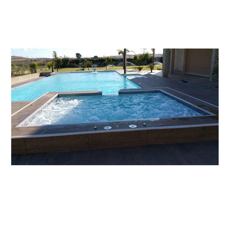 Jacuzzi: Nuestras piscinas de Piscinas Aquaeski