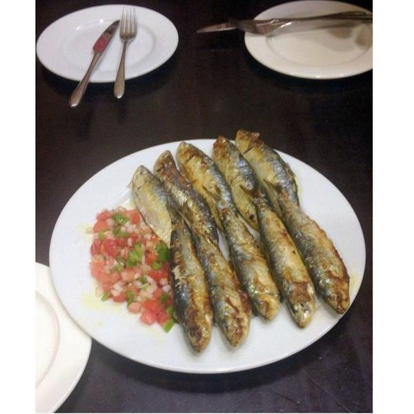 Tapas : Carta de Restaurante Portichuelo