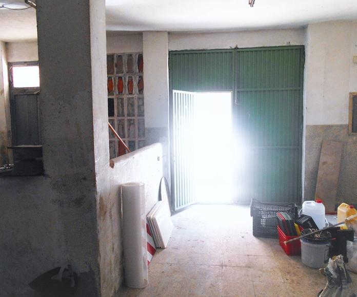Local Santo Toribio: Venta y alquiler de inmuebles de Inmobiliaria Renedo