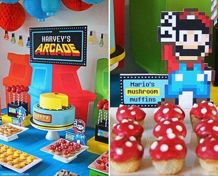 Cumpleaños: Servicios de Neptuno Gaming