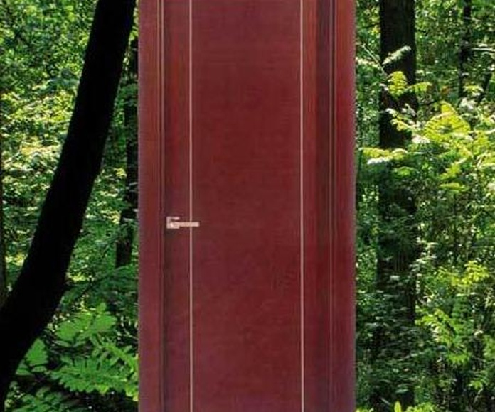Puertas de Interior: Catálogo de Maderas Perafort