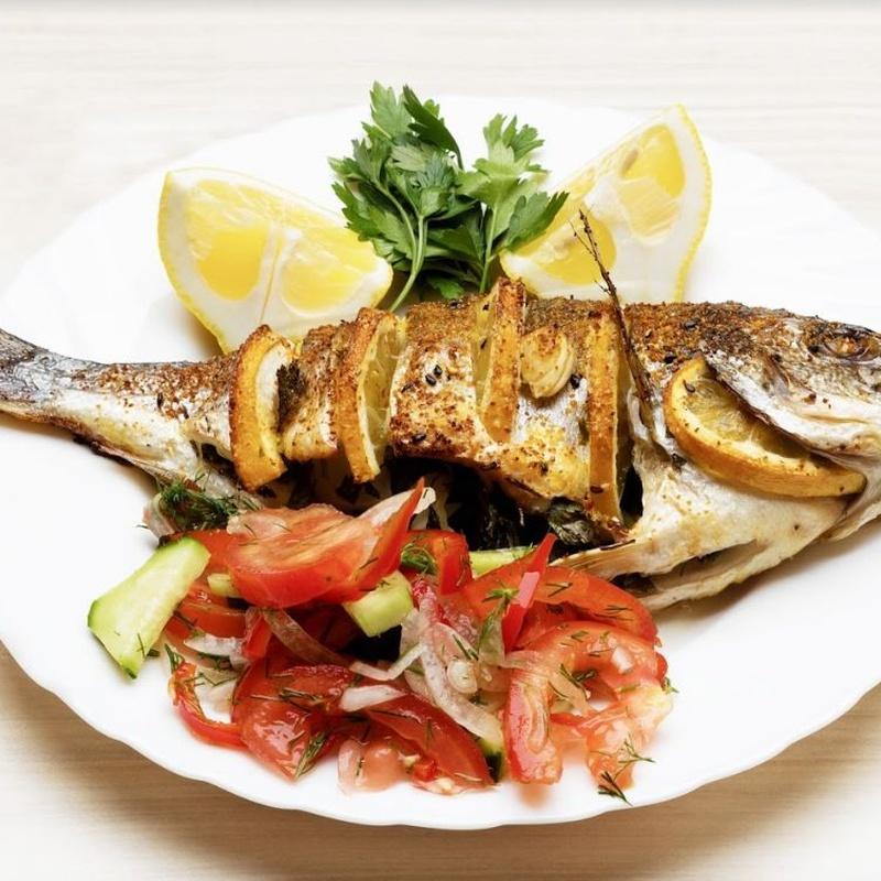 Especialidades de pescado: Nuestra Carta de El Llagar de Begoña