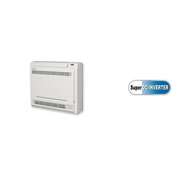 Multi Split combinable: Consola de Suelo: Aire Acondicionado y Estufas de Clima Confort Castilla