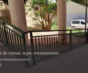 Carpintería metálica en Ribarroja | Metálicas Prieto