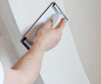 Reformas de locales o viviendas: Servicios de Pinturas y Lacados Hermanos Soriano