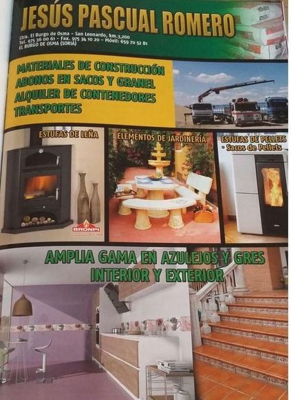 Jesús Pascual Romero nuestros servicios