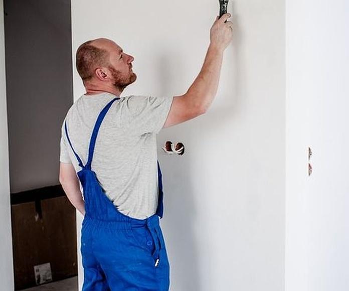 Alisado de paredes: Trabajos de Pinturas Guadaño