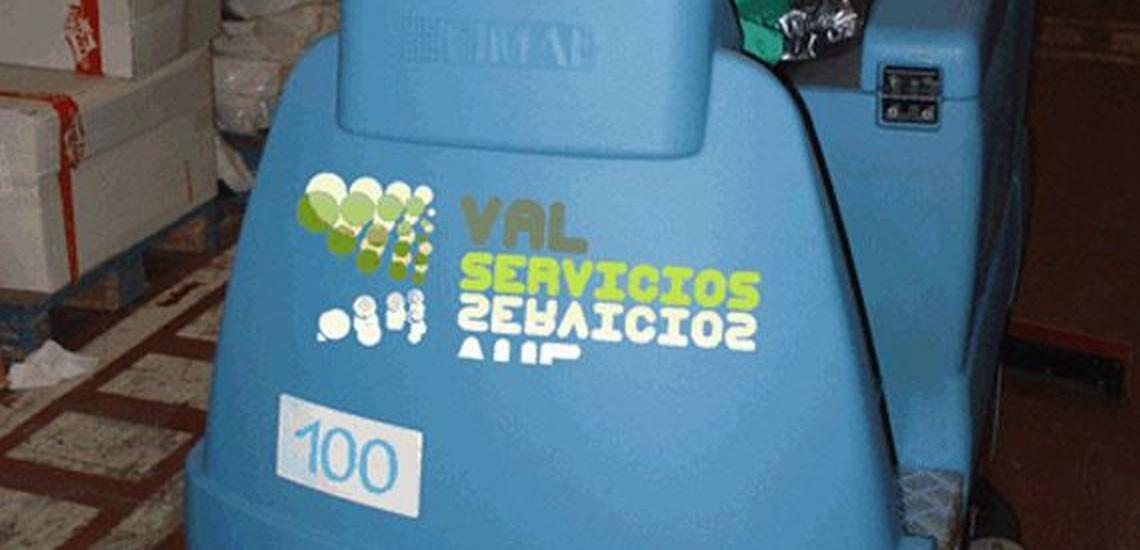 Empresas de conserjería en Torrejon de Ardoz y limpieza de suelos industriales