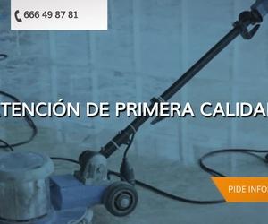 Empresas de limpieza en Albacete | Limpiezas Gema