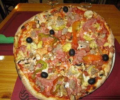 Pizzas para llevar de Castellón