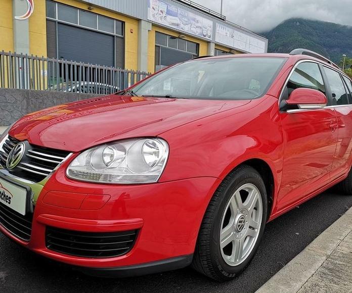 VW GOLF VARIANT 1.9TDI 110CV AUTOMÁTICO: Coches de ocasión  de VAYA COCHES SL