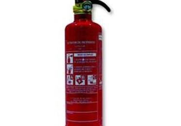 Extintor Polvo 2Kg