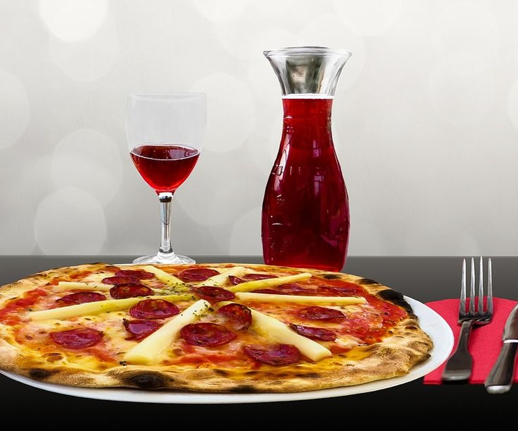 El origen de la pizza