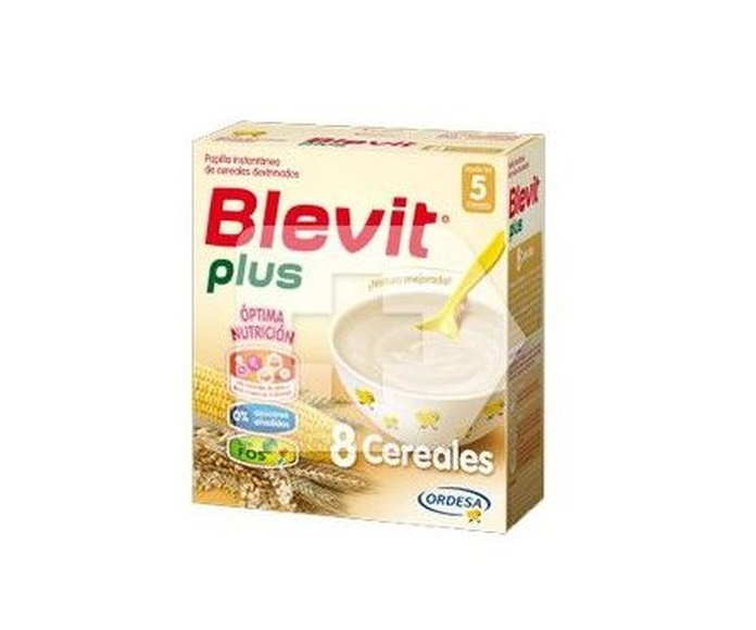 Blevit plus 8 cereales: Productos de Parafarmacia Centro