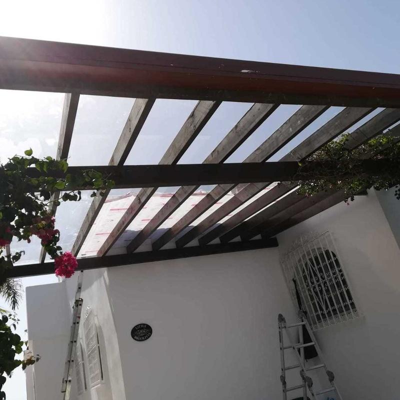 Cerramiento techos