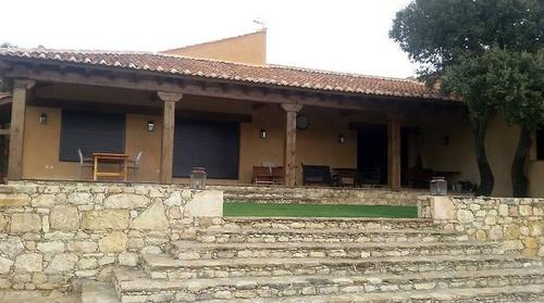 Construcciones rústicas en Segovia