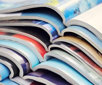 Papelería corporativa: Servicios de Impresos Levante