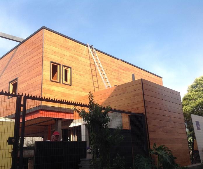 Casa moderna estilo meditarraneo cortelima