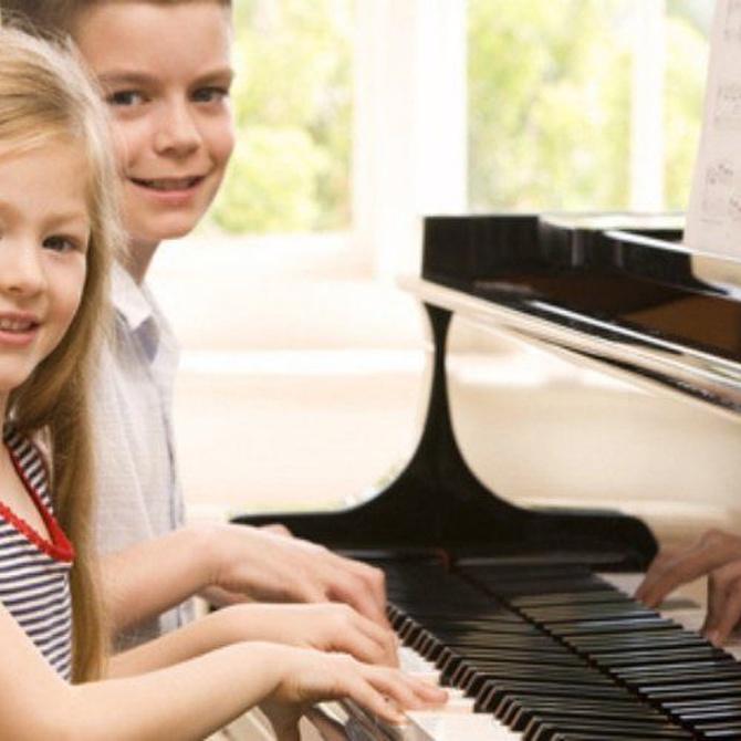 Los efectos de aprender música en el cerebro