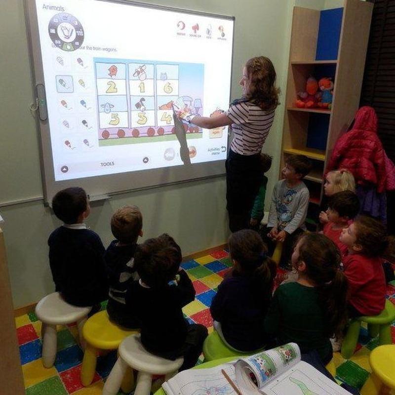 Cursos para los más pequeños ( Young Learners ): Catálogo de Piccadilly Idiomas