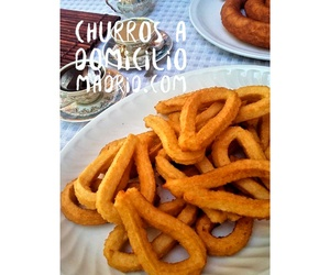 Churros a domicilio en Madrid centro