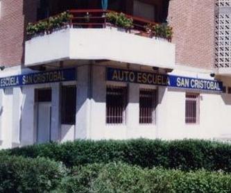 Autoescuela en Alovera: Productos de Autoescuela San Cristóbal