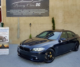 BMW 535d Mperformance