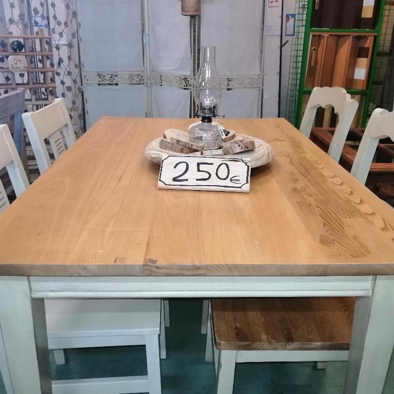 Mesa de comedor 140