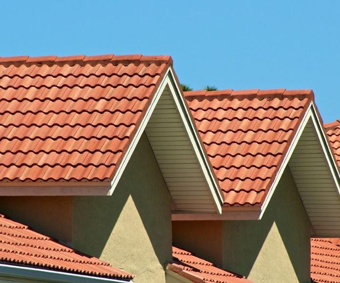 Tejados y cubiertas: Servicios de Construcciones y Decoraciones Carbazo