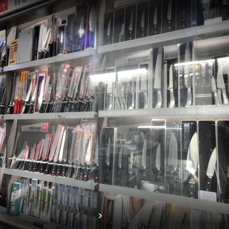 Cuchillos: Productos de Cuchillería Colmenero