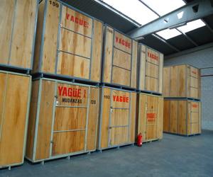 Galería de Mudanzas y guardamuebles en Madrid | Mudanzas Yagüe              914047413
