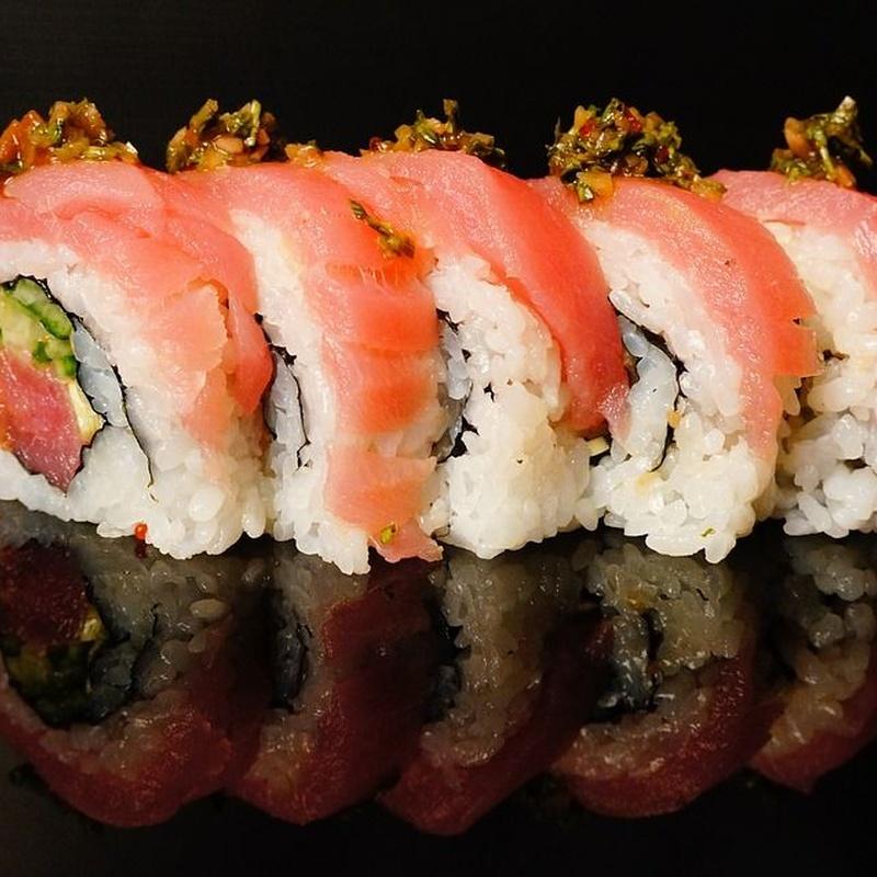 Uramaki especial: Carta y Menús de Restaurante Tsuruma