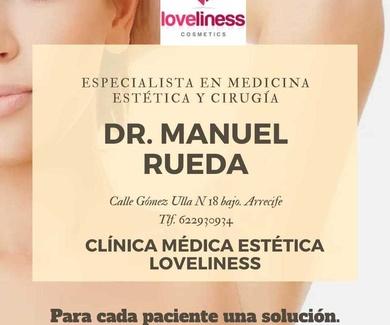 CURRICULUM  VITAE - Doctor  Manuel Pedro Rueda Espino