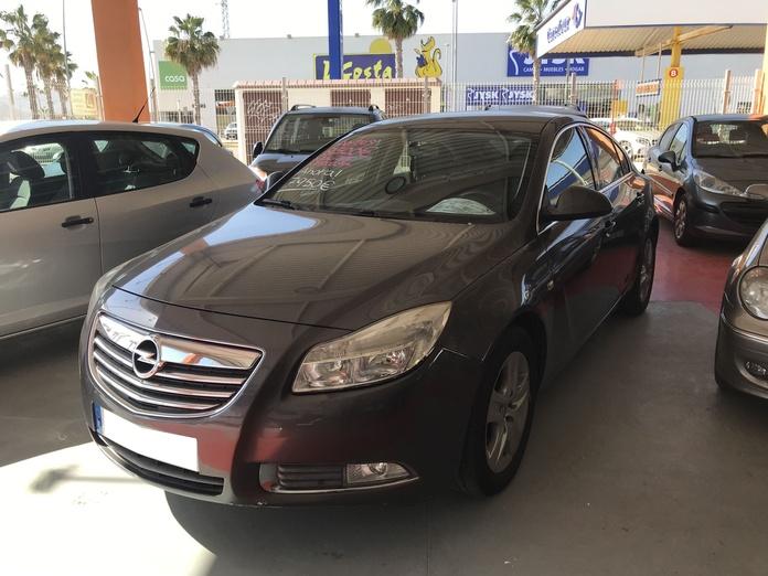OPEL INSIGINA: COCHES DE OCASION de Navirent-Automóviles Parque Mediterráneo