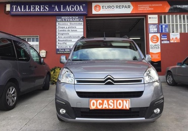 CITROEN BERLINGO MULTISPACE BlueHDI 1.6HDI 120CV 6V