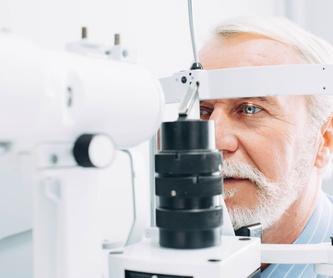 Contactología: Servicios de Óptica y Centro Auditivo Nayco