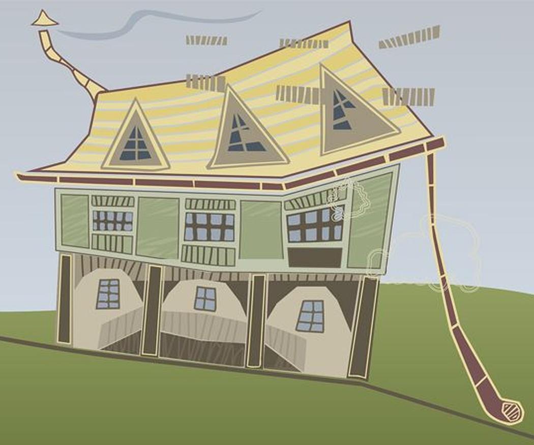 Propiedad horizontal y propiedad vertical