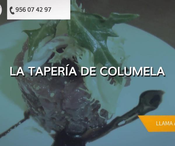 Dónde comer en Cádiz: La Tapería de Columela