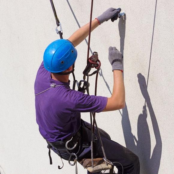 Trabajos verticales en Guipúzcoa