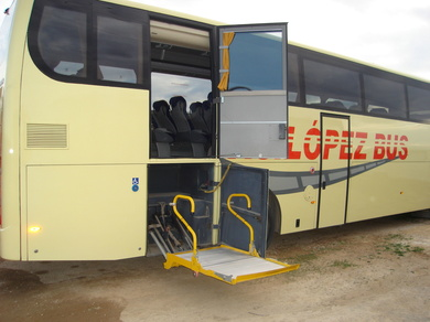 Normas de seguridad en el transporte escolar